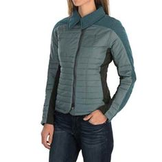 Royal Robbins Jazer Jacket - Insulated (For Women) in Deep Blizzar - Closeouts