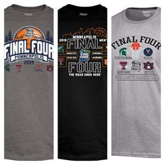 bd5c19b53ac Well, it is finally the final four time. Be the first to get you a team  shirt or a shirt that celebrates the only four standing.