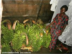 INTERNATIONAL WOMEN'S DAY.  Release a woman from poverty!  Slivia is 40 years old. She sells Matoke and Bananas.  Slivia needs $625 so that she is able to move her business out of her 10'x10' home.  And YES, that is her bed behind that curtain.  To make a donation to Slivia, go to her page @ http://stores.sotiria.org/-strse-82/Nabunya-Slivia/Detail.bok, or support one of our other female entrepreneurs @ http://stores.sotiria.org/-strse-Gender-cln-Female/Categories.bok