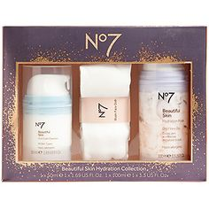 No7 Beautiful Skin Hydration Collection   #Get ADVANCED #FrostyVoxBox @bootsbeautyusa @bootsbeautyusa courtesy of Influenster for review purposes