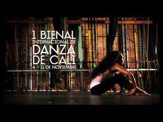 Comercial 1a Bienal Internacional de Danza de Cali 2013  www.CityCali.com