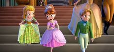 Disney Jr, Disney Junior, Sofia The First Characters, Disney Characters, Fictional Characters, How To Make Lipstick, Sailor Moon, The One, Harajuku