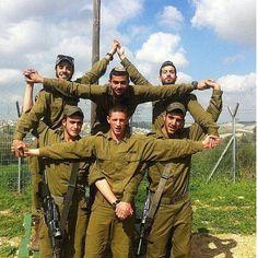 Estrela de Davi IDF