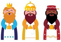 Three Wise Men Bringing Gifts To Christ Stock Vector - Illustration of east, birth: 22478626 3 Reyes, Epiphany Crafts, Man Clipart, Sunday School Projects, We Three Kings, Enchanted Island, Star Of Bethlehem, Three Wise Men, Free Illustrations