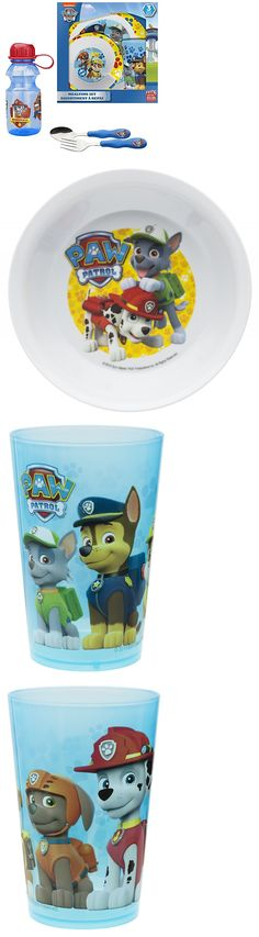 Eating and Drinking 115715: Zak! Designs Mealtime Set, Plate, Bowl, Tumbler, Water Bottle, Fork And Spoon With -> BUY IT NOW ONLY: $40.99 on eBay!