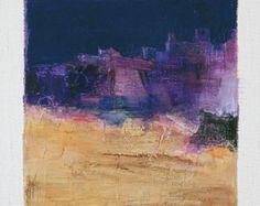 Apr. 8 2014 Original Abstract Oil Painting by hiroshimatsumoto