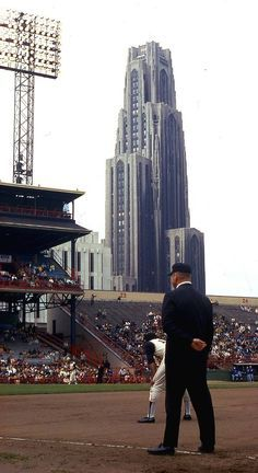 Forbes Field, Pittsburgh, PA.