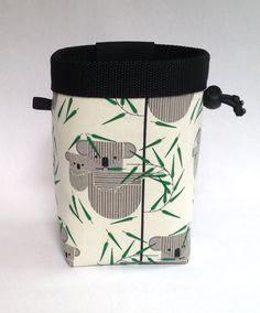 koala chalk bag, rock climbing