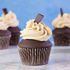 Chocolate Mocha Cupcakes - Gluten Free - Yayyy!!!