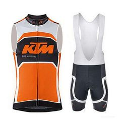 KTM Cycling Jersey Sleeveless vest Bike Bicycle Clothing Summer Breathable Cycle Sportwear Shirt Bib Shorts ropa ciclismo -- Shop now for Xmas. Locate this beautiful piece simply by clicking the image. Cycling Vest, Cycling Bib Shorts, Bicycle Clothing, Bike Wear, Motorcycle Jacket, Summer Outfits, How To Wear, Shirts, Clothes