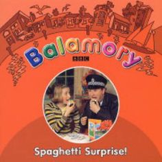 "author unknown - ""Balamory"": Spaghetti Surprise! (Random House Children's Publishers)"