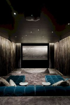 cozy Home theaters More ideas below: DIY Home theater Decorations Ideas Basement Home theater Rooms Red Home theater Seating Small Home theater Speakers Luxury Home theater Couch Design Cozy Home theater Projector Setup Modern Home theater Lighting System Home Cinema Room, At Home Movie Theater, Home Theater Speakers, Home Theater Rooms, Home Theater Seating, Home Theater Design, Theater Seats, Cinema Room Small, Home Theater Furniture