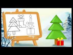 Comment dessiner les objets de Noël ?