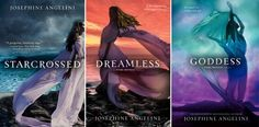 Review of the the series-Starcrossed. This review is from a christian mom's perspective and meant to help parents choose books for their teens.   #starcrossed, #YA, #Bookreviews