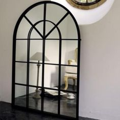 1000 images about deco on pinterest wood mirror - Miroir fenetre maison du monde ...