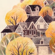 Chuck Groenink - Porque lápis de cor não precisa ser perfeito pra ser bonito.