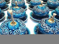 Anadolu el sanatları örneği. Şamdan.