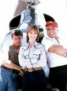 String , dom and Caitlyn  ( Airwolf )