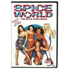 Available in: DVD.Bob Spiers (director of TV's Absolutely Fabulous) directed this feature-film debut of the five Spice Girls -- Posh Spice, Sporty World Movies, 90s Movies, Movie Tv, Spice Girls Movie, Mtv, Divas, Plus Tv, Geri Halliwell, Back In The 90s