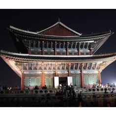 GeunJeongjeon Hall (Seoul,KOREA)