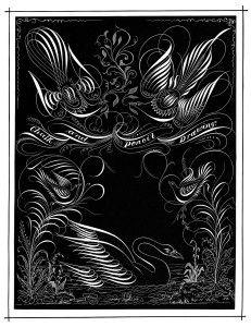 Flourishing On Pinterest Calligraphy Penmanship And