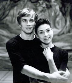 Nureyev and Fonteyn, a fabulous duo.                                                                                                                                                      Más