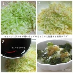 Japanese Food, Cabbage, Vegetables, Cooking, Recipes, Foods, Kitchen, Food Food, Food Items