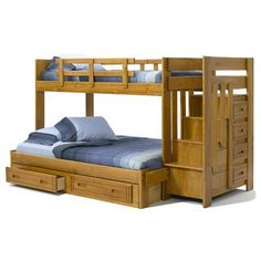 The 8 Best Pine Bunk Beds Images On Pinterest Solid Pine White