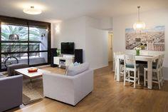 משפצים חכם: דירה מודרנית בצפון תל אביב | בניין ודיור