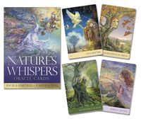 Have you picked up your set of Nature's Whispers oracle cards?  Now available from Llewellyn.com (Woodbury, MN)