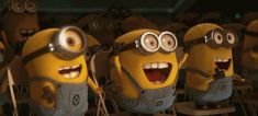 Check out all the awesome minion gifs on WiffleGif. Including all the despicable me gifs, minions gifs, and humour gifs. Gif Minion, Amor Minions, Minion Humour, Minions Love, Minions Despicable Me, Happy Minions, Minions 2014, Gif Animé, Animated Gif