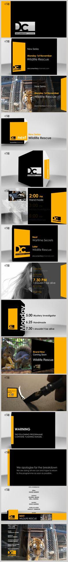 Design - TV Channel Branding 1 | VideoHive