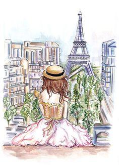 Paris is always a good idea | Doll Memories