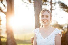 Bride | Lace Wedding Dress | Fine Art Wedding Photography by Kerry Bartlett | Somerset Photographer | Kingscote Barn Wedding Venue | Gloucester