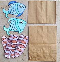 Fun Crafts And Ideas For Primary 2 Lesson 27 Loaves Fishes Teaching That