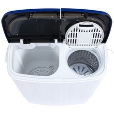 Best Choice Products Portable Compact Mini Twin Tub Washing Machine And Spin Cycle W Hose Walmart Com Portable Washing Machine Portable Washer Mini Washing Machine