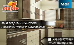 #MGI_Maple located in Govindpuram, Ghaziabad, offers your own preference of 2/3 #BHK #luxurious apartments. The #apartments are stunningly designed to provide its #residents full comfort. To know more about visit @ http://bit.ly/1vSJeRF