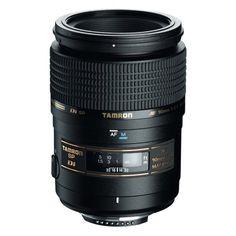 #Tamron SP AF 90 mm F 2,8 Di Macro #objektív, Sony DSLR fényképezőgépekhez.  A híres Tamron 90 mm-es makró legújabb verziója. Természetfotósok és profik kedvelt eszköze amikor optikai csúcsteljesítményre és növelt tárgytávolságra van szükség a megfelelő megvilágítás és a hozzáférhetőség miatt. Növelt felbontás, javított színkorrekció, különleges bevonatok teszik ideális választássá teljes méretű vagy APS-C méretű érzékelőhöz. fényerejével a teljes zoomtartományon...