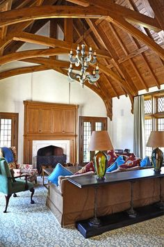 Douglas VanderHorn Architects | Mid-Country Tudor