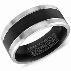 Crown Ring - Collections Alternative Metal Cobalt Black Cbb 7039