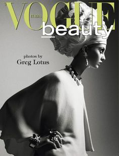 Paper Nights   Codie Young   Greg Lotus #photography   Vogue Italia Beauty December 2011