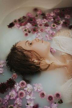 Milk bath photoshoot by Bree Rivers Photography Milk bath photoshoot b. Milk bath photoshootYou can . Milk Bath Photography, Boudoir Photography, Creative Photography, Photography Tips, Portrait Photography, Concept Photography, Photography Challenge, Photography Lighting, Summer Photography