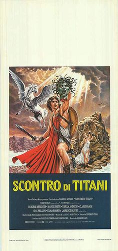Clash of the Titans (1981) (Italy)