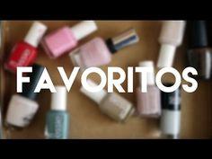 FAVORITOS ESMALTES! - YouTube