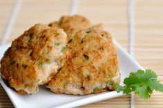 Thai Fried Fish Cake, Tod Mun Pla | Hong Kong Food Blog with Recipes, Cooking Tips mostly of Chinese and Asian styles | Taste Hong Kong