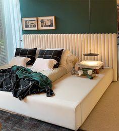 🍃CASA COR SP 2019🍃 Casa Grão por @tresarq Em clima de fim de semana, o quarto da Casa Grão por @tresarq é daqueles ambiente perfeito que vc…