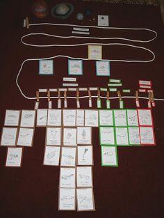 www.lapappadolce.net corda-del-tempo-per-la-comparsa-dei-viventi Montessori, Teaching History, Home Schooling, Pre School, Ancient History, Problem Solving, Learning, Timeline, Grande