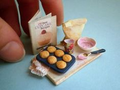 Miniature Cupcakes ♥