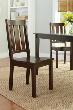 Better Homes And Gardens Bankston Dining Table Mocha  Gardens Custom Better Homes And Gardens Dining Room Design Decoration