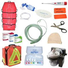 Pack ambulance pediatrique
